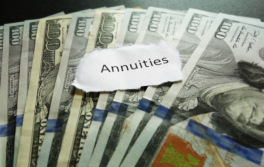 Annuities for retirement